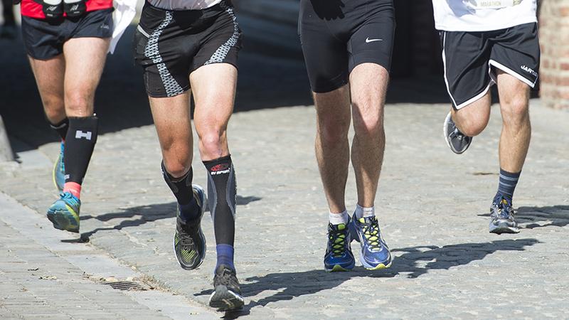 Marathon te kort, organisator probeert het goed te maken