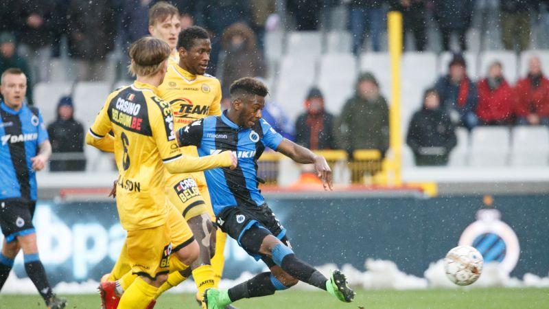 Samenvatting Club Brugge - Lokeren