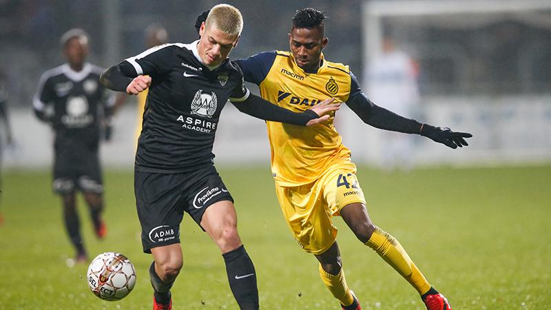 Samenvatting Eupen - Club Brugge