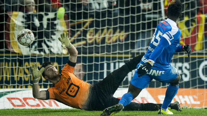 Samenvatting KV Mechelen - KRC Genk