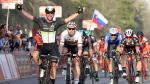 Cavendish devant Greipel au terme d'un sprint houleux