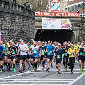 Minigids: DVV Antwerp 10 Miles & Marathon