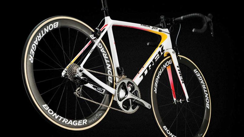 Trek eert Contador met speciale Celebración Émonda SLR