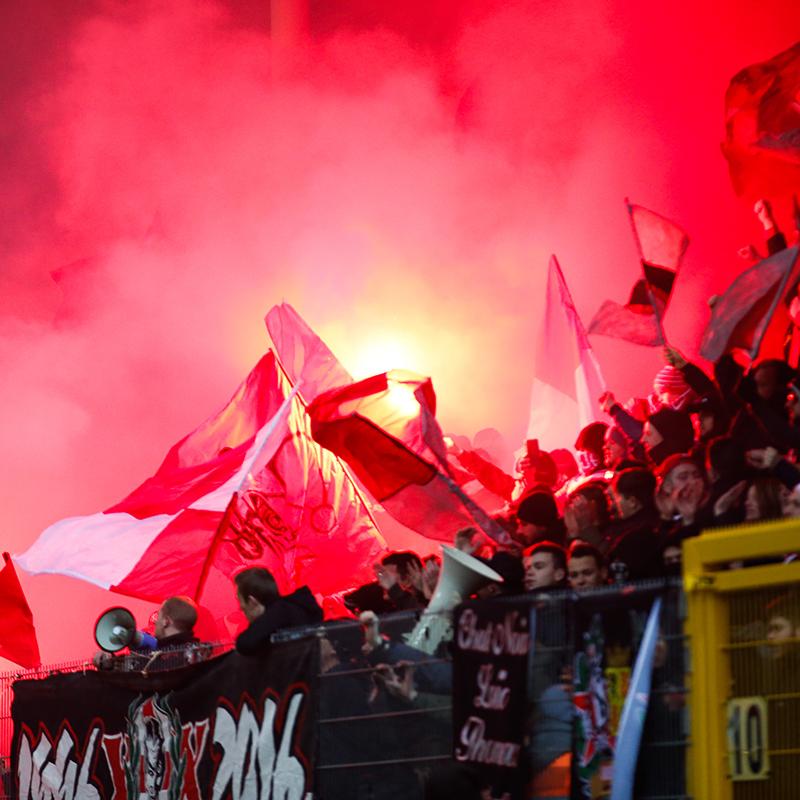 Dossier Charleroi-Standard: pas de point, pas de huis clos !