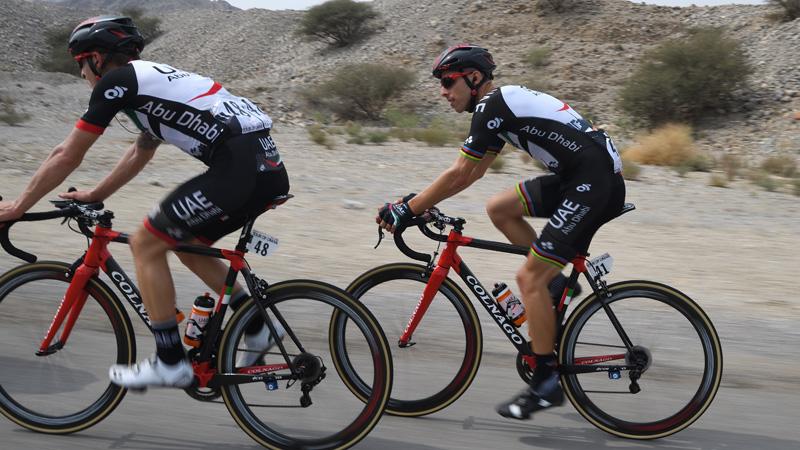 Tour d'Abu Dhabi: Rui Costa s'offre le général