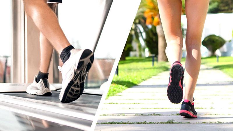 VIDEO: la course en extérieur ou le tapis de course?