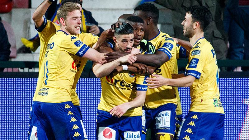 Waasland-Beveren pakt drie punten in Kortrijk