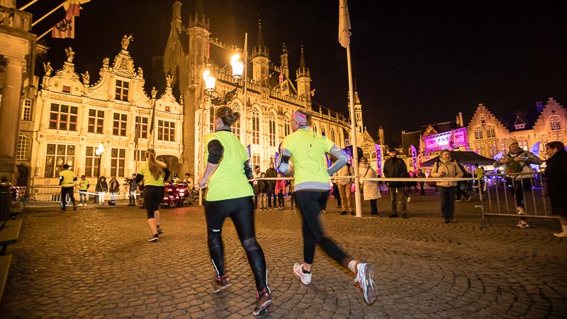 Bekijk de aftermovie van de Brugge Urban Trail