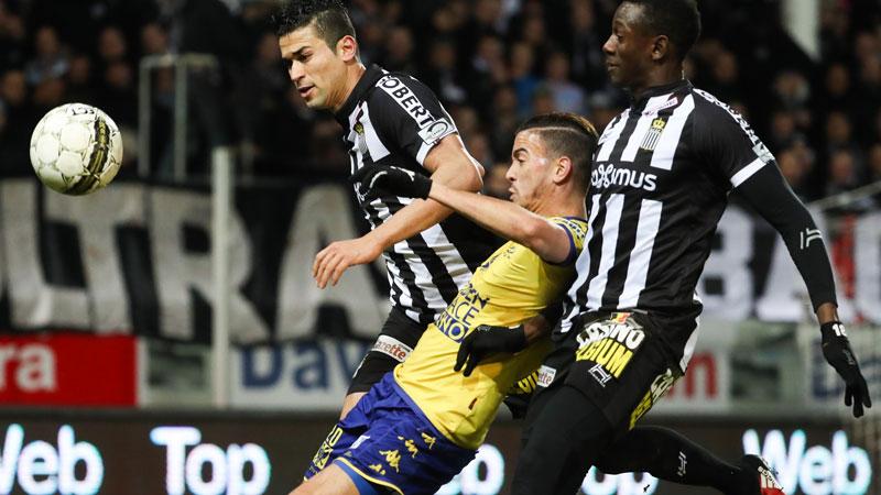 Harbaoui kopt Charleroi naar zege in Mazzu-time