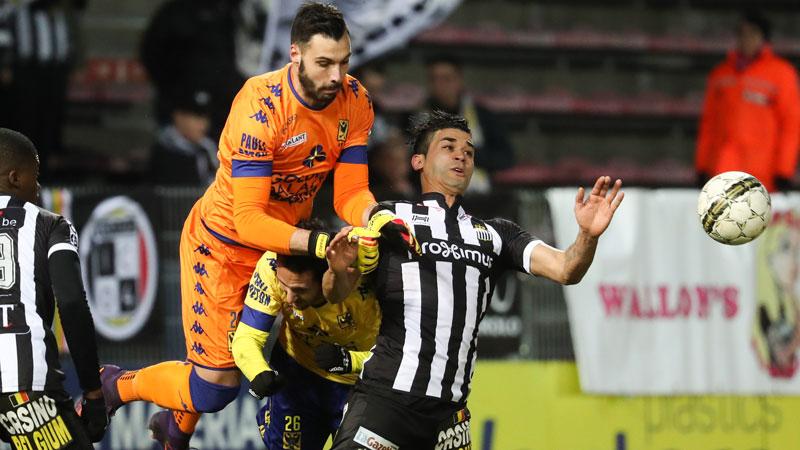 Samenvatting Charleroi - STVV