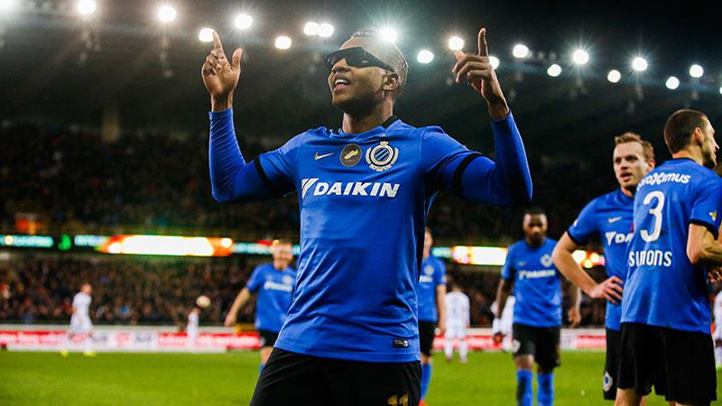 Club Brugge laat geen spaander heel van Zulte Waregem