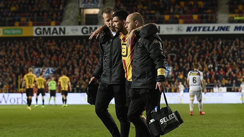 KV Mechelen kan dit seizoen niet meer rekenen op Kolovos
