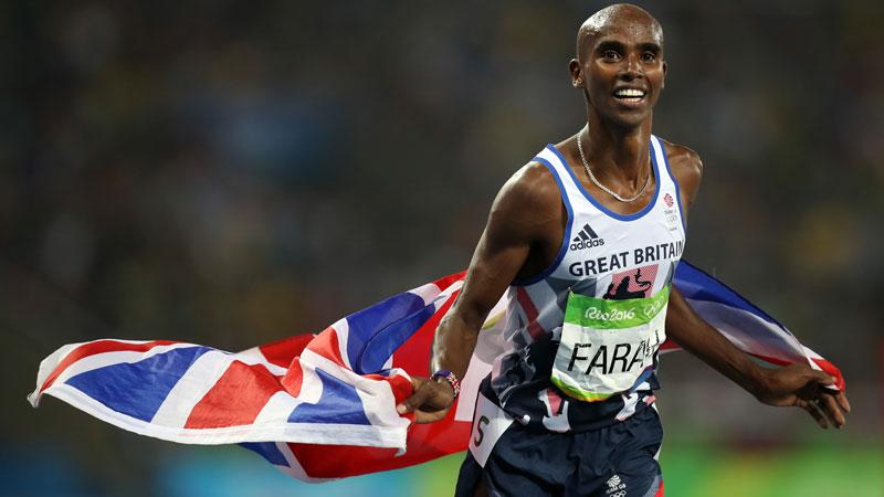 Farah: 'Ik ben een cleane atleet'