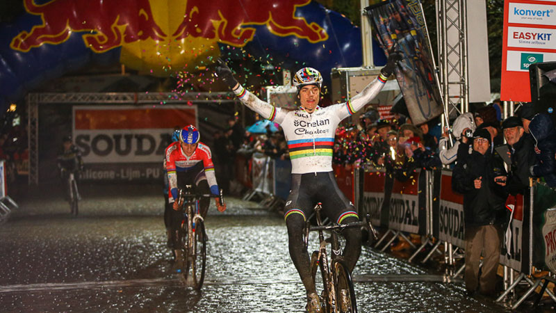 Ruime samenvatting Soudal Cyclocross Masters