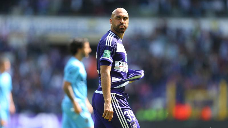 Contrat résilié pour l'ex-Montpelliérain Vanden Borre — Anderlecht
