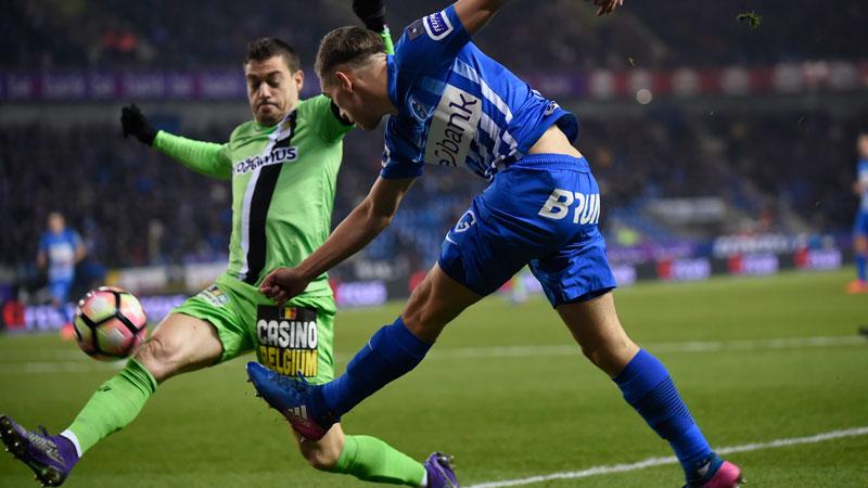 Samenvatting: Genk - Charleroi