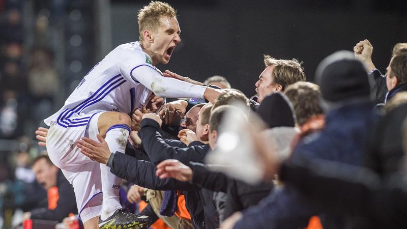 Samenvatting: KV Oostende - Anderlecht