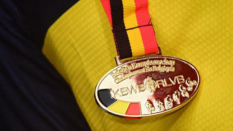Belgisch Kampioenschap in Oostende