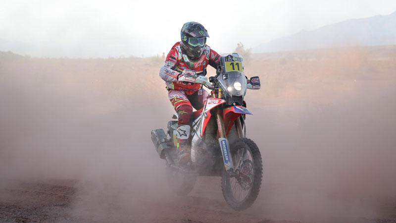 Peterhansel (Peugeot) reprend les commandes en auto après la 5ème étape — Dakar