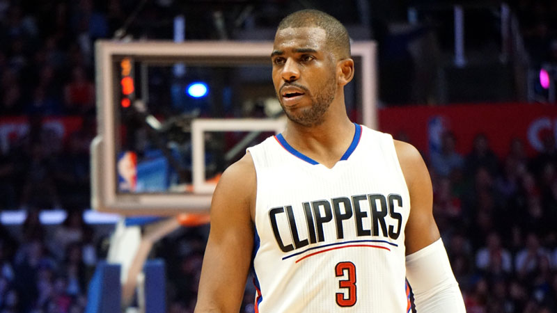 Les Clippers perdent Chris Paul, les Rockets perdent à Miami (VIDEO)