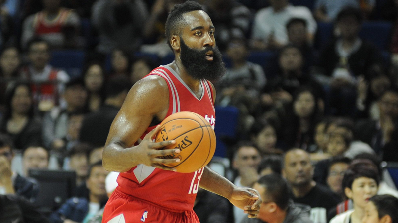 Utah tombe Cleveland, Harden voit encore triple (VIDEO)