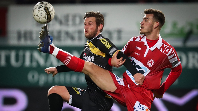 Samenvatting Lokeren - KV Kortrijk