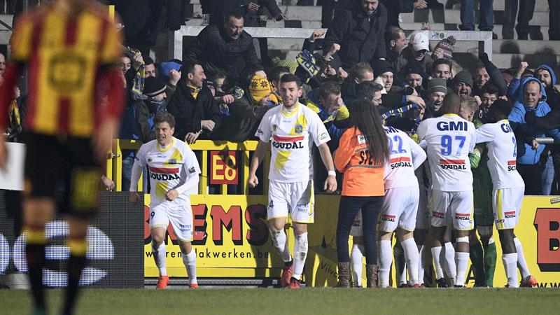 Mechelen loopt averij op in de strijd om Play-Off 1