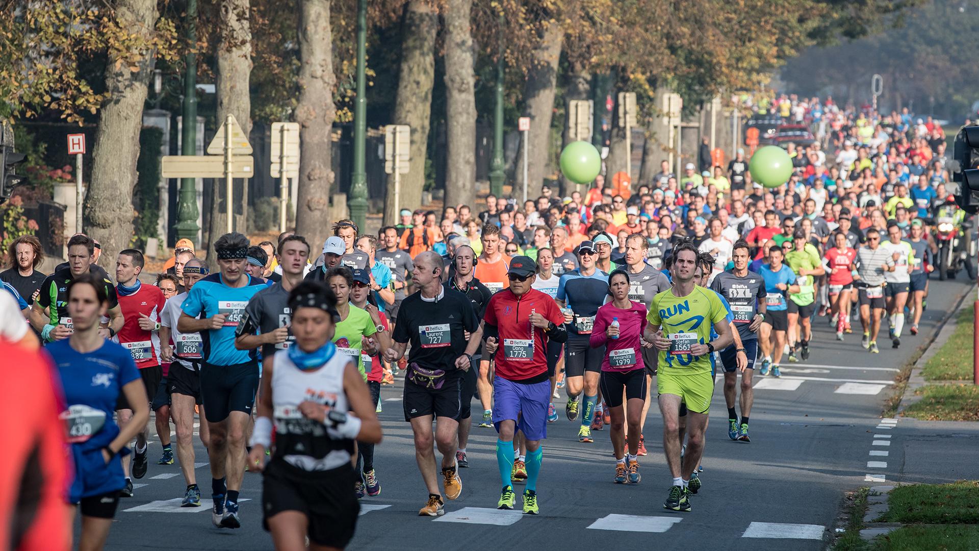 14 km als langste training voor marathon, kan dat?