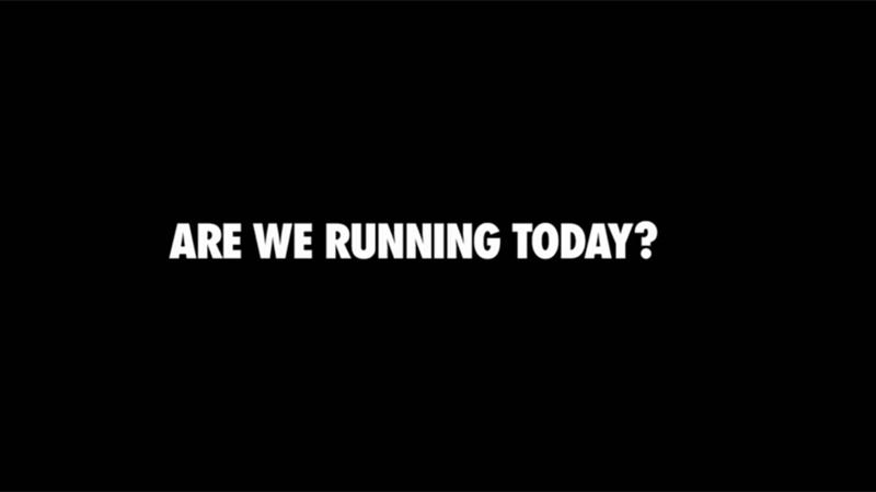 Nike confronteert ons in reclameclip (en zet aan tot lopen)
