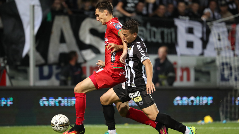 DIRECT 20h30: KV Ostende - Charleroi