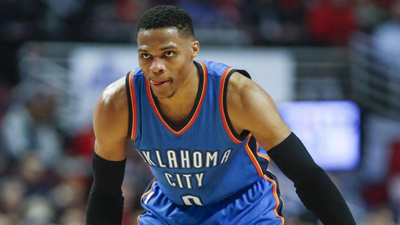 Westbrook en Harden doen het weer (VIDEO)