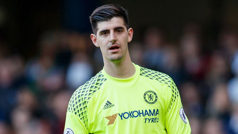 La mine de Thibaut Courtois (VIDEO)