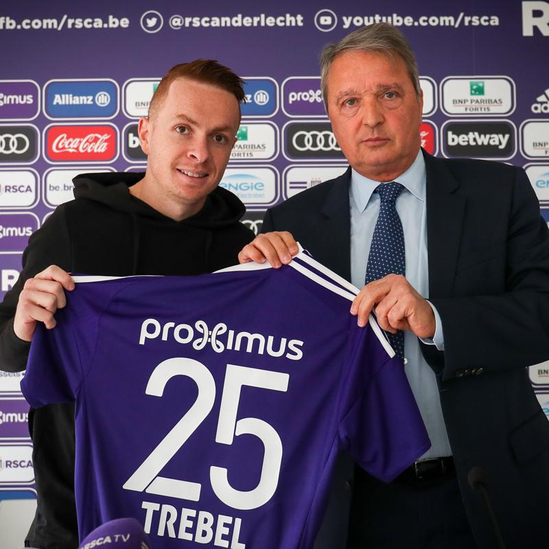 Trebel: 'Anderlecht is beter gewapend om titels te veroveren'
