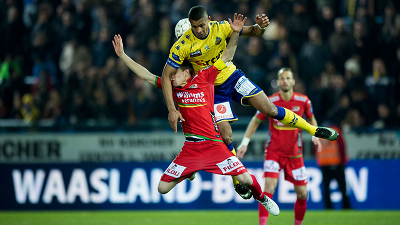 Samenvatting Waasland-Beveren - KV Oostende