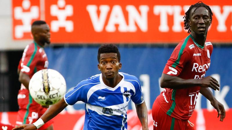 Ostende, Genk, Zulte Waregem et Eupen rêvent de finale