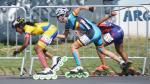 Médaille de bronze pour Sandrine Tas aux Jeux Mondiaux de roller
