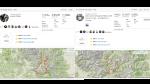 Vergelijk Izoard-klim van Barguil en Van Vleuten op Strava