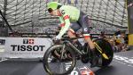 Uran tweede in Tour: 'Winnen was niet mogelijk'