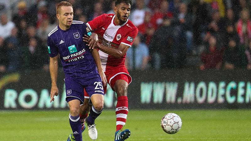 Samenvatting Antwerp - Anderlecht