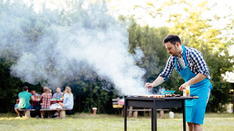 Gezonde barbecuetips
