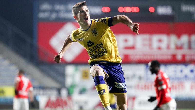 Drie transfers op één dag voor STVV