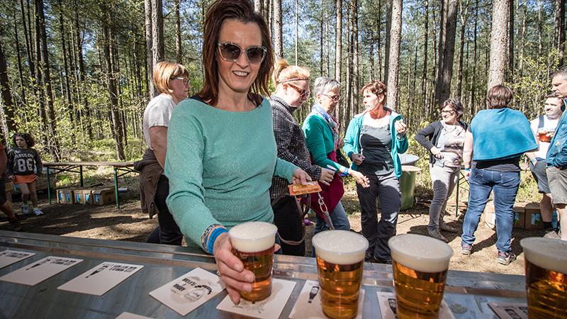 Nieuw bier ... dat goed is voor je gezondheid!