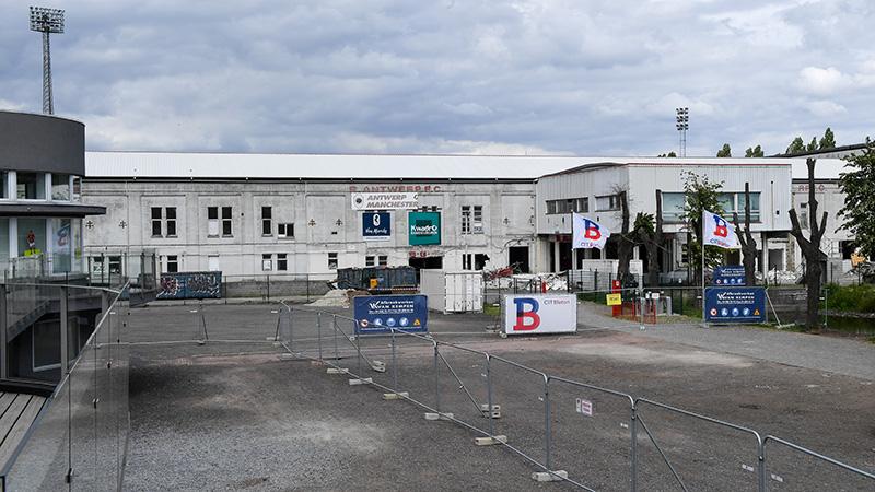 Antwerp: 'Bosuil zal klaar zijn voor openingsmatch tegen Anderlecht'