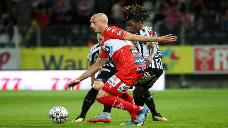 Samenvatting Charleroi - KV Kortrijk