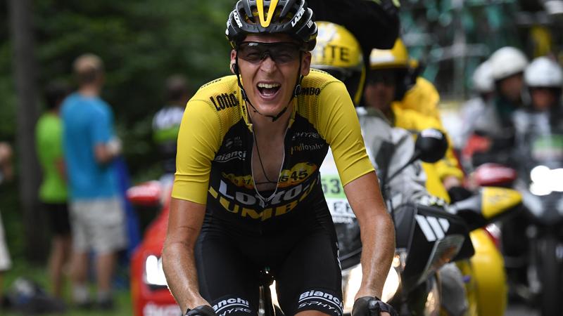 Froome et la Sky perdent Thomas, Contador chute aussi — Tour de France