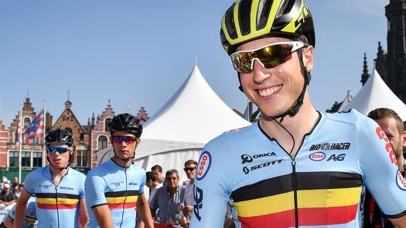 Belgische selectie voor EK wielrennen is rond