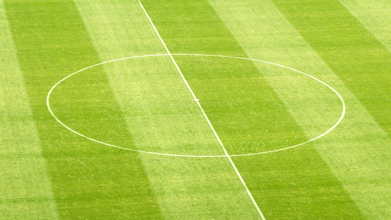 Trainers en kapiteins mogen na elke match punten geven voor kwaliteit terrein