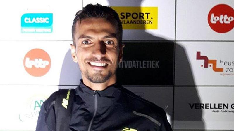 Bouchikhi: 'In de gietende regen WK-limiet lopen, maakte het extra speciaal'