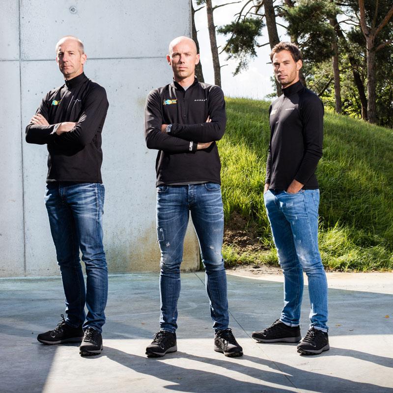 Telenet Fidea Lions feliciteert kersvers bondscoach Sven Vanthourenhout