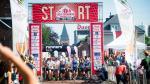 6.000 sportievelingen trotseren de hitte in de Great Breweries Marathon!